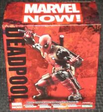 Kotobukiya Deadpool Marvel Now! Artfx+ Statue Pre-Painted Model Kit : 1/10 Scale