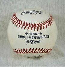 Official Ball Minor League Baseball Game Used Ball MLB
