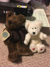 """Boyds Burke P Bear 14"""" - jointed limbs - with tags"""