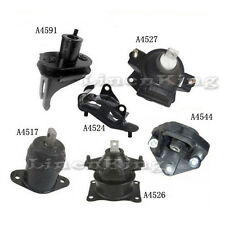 For 04-06 Acura TL 3.2L AT Trans Engine Motor Mount & Sub Frame Middle Set G211