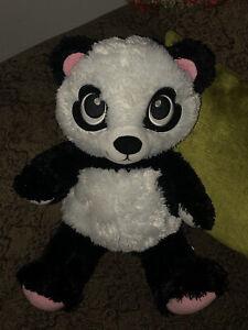 "Build a Bear Workshop 18"" Harajuku Hugs Panda Stuffed Animal Plush Toy Doll"