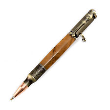 Buccaneer Pen Kit - Antique Bronze Finish, Legacy Woodturning