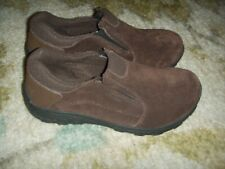 Merrell Novica Moc JR Shoes Slip-Ons Brown Size 3.5m Youth