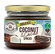 Coconut commerciante Organico Cocco Confettura con cacao 330g