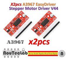 2pcs A3967 EasyDriver Stepper Motor Driver V44 Development Board 3D Printer