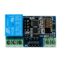 12V ESP8266 2Bit WIFI Relay IOT Intelligent Home Mobile APP Remote Control