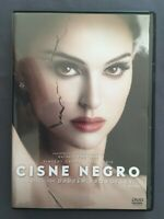 DVD CISNE NEGRO Natalie Portman Mila Kunis Winona Ryder DARREN ARONOFSKY