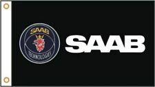 SAAB Flag   Banner   Custom Car Flags For Sale