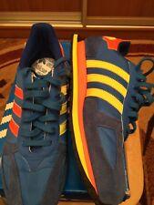Adidas Running P.T. UK11  2005 RARE CITY SERIES,Athletic Sneakers, Blue, Medium