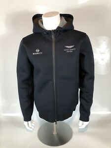 Hackett Aston Martin Jacket Hoodie Navy Size M