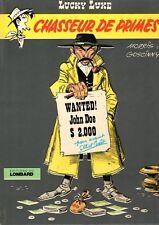 LUCKY LUKE CHASSEUR DE PRIMES  MORRIS GOSCINNY RARE EO 1972 TBE