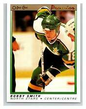 (HCW) 1990-91 OPC Premier #109 Bobby Smith Mint