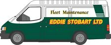 Oxford 1/76 FORD TRANSIT mk.3 Eddie Stobart # 76ft3005