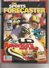 The Sports Forecaster Football 1997 Green Bay Packers