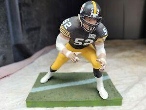 MIKE WEBSTER PIttsburgh Steelers Custom mcfarlane figure One of a Kind