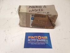 New Genuine Vauxhall Renault Movano 99-04 Wind Screen Washer Pump / 9110423