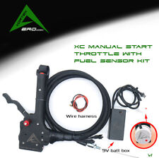 Throttle, Paramotor, Powered Paragliding,Moster, Polini Style, M-START FUEL KIT