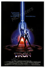 Posters Usa - Disney Tron Original 1982 Movie Poster Glossy Finish - Mcp571