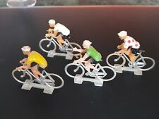 Coureurs cyclistes tour de france  1/32  miniatures