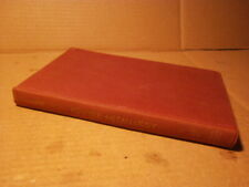 Powder Metallurgy Priciples and Methods - by Henry Hausner - 1947 hardcover