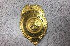 Ashland OHIO Past Treas. FIRE CO. DEPT. Badge Pin