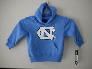 Outerstuff NCAA North Carolina Tar Heels Boys Primary Logo Hoodie Sz 2T NWT