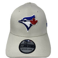 New Era TORONTO BLUE JAYS 39Thirty 3930 Spring Training Fitted Med-Large Hat Cap