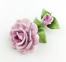 #e5102 PMP Porzellan Manufaktur Plaue Schierholz Blume Rose