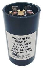 Packard Pmj161 110-125V Start Capacitor, 161-193 Mfd Original Version