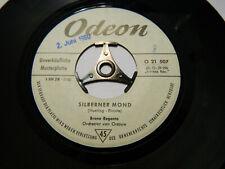 """Bruno Regento – Silberner Mond / Ganz Allein  - 7"""" Promo O 21 507"""