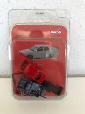 Herpa Minikits Alfa Romeo In Rot 1:87 Neu OVP