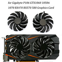 Grafikkarte Lüfter Cooler für Gigabyte P106 GTX1060 1050ti 1070 RX470 RX570 580