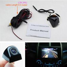 170° HD Car Truck RV SUV Front View Mini Camera Waterproof Parking Assistance
