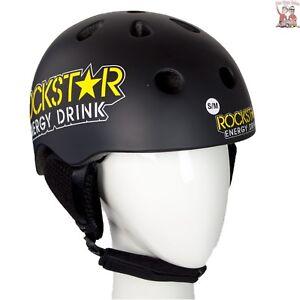 $130 Capix RARE Athlete Rockstar Black Mens Snowboard/Ski Helmet SM/MED or L/XL