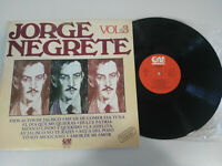 "Jorge Negrete Volumen 3 Gramusic 1978 Spain Edition - LP vinyl 12 "" VG/VG"