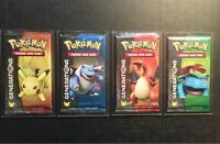 (X1) Pokemon Eng Booster Pack - Generations - Sealed and Unweighed
