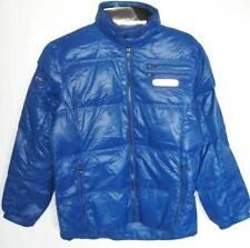 Ralph Lauren Boys Blue Down Puffy Jacket (S-8) NWT