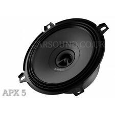 "Audison Prima APX 5 13cm 5.25"" Coaxial Car Speakers Quality"