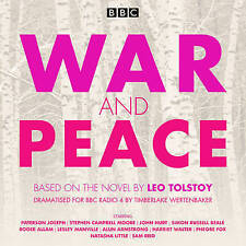 War and Peace: BBC Radio 4 full-cast dramatisation by Leo Tolstoy (CD-Audio, 2017)