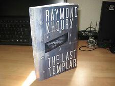 Raymond Khoury - The Last Templar 2005 rare UK uncorrected proof debut thriller