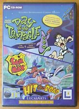 day of the tentacle + sam&max hit road USED   +   night of the rabbit NEW&SEALED
