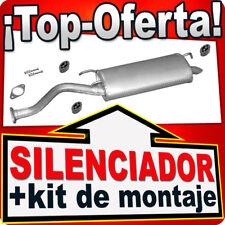 Silenciador Trasero ROVER 45 1.4 1.6 HATCHBACK 1999-2006 Escape ABU