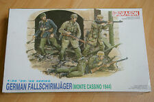 MINIATURAS MILITARES DRAGON 6005 GERMAN FALLSCHIRMJAGER  (MONTE CASSINO 1944)