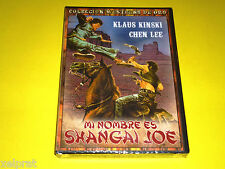 THE FIGHTING FISTS OF SHANGAI JOE / MI NOMBRE ES SHANGAI JOE English/Español -P