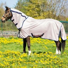 Horseware Mio Fly Rug - Bronce/navy 140