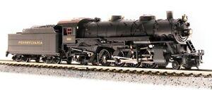 Broadway Limited # 5727 Locomotive USRA Light Mikado PRR # 9630 DCC/Sound N MIB
