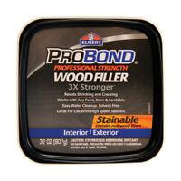 Elmer's  ProBond  Stainable Wood Filler  32 oz.