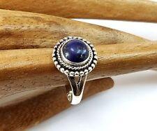 Handgefertigte Ringe mit Edelsteinen für Damen (17,2 mm Ø) 54