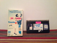 Touch and Go / Touche au but  (VHS) Tape & sleeve FRENCH