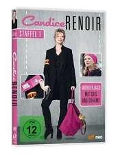 Candice Renoir - 1 Staffel - Cecile Bois - 3 DVD Box